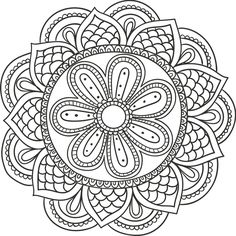 73 Best Mandala Coloring Pages Images Mandala Coloring Pages