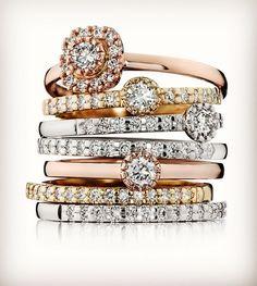 Tillander Red Label oni edullisempi kihla- ja vihkisormusmallisto. Vaikka tuotteet on valmistettu edullisemmista raaka-aineista, ansaitsee jokainen Red Label tuote Tillander leiman. Kaikki tuotteemme valmistetaan samalla tarkkuudella ja laatuvaatimuksilla. Red Label tuotteet ovat 14k kierrätettyä kultaa ja W Si timantteja. www.tillander.fi/ Girls Best Friend, Wedding Rings, Engagement Rings, Diamond, Bracelets, Jewelry, Fashion, Enagement Rings, Moda