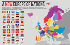 Dawn of a new Europe by ThaDrummer