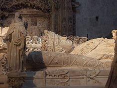 Burgos - Cartuja de Miraflores - Tumba de Juan II de Castilla.jpg