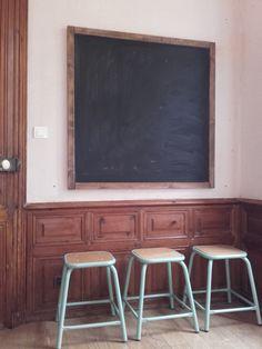 tableau écolier, chalkboard