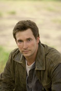 "Noah Wyle...he is soo cute! I used to have a ""celebrity crush"" on him on ER"