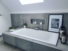 E L L O my loves! - Badezimmer - Fabulous Home Decor Vorschläge Bad Inspiration, Bathroom Inspiration, Modern Bathroom, Small Bathroom, Bathroom Ideas, Loft Design, House Design, Toilette Design, Sweet Home