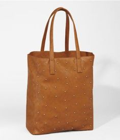 STUDDED TOTE BAG #EXPRESS #handbags #clutches