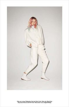 Abbey Lee for Self Service by Terry Richardson