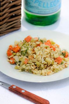 The Perfect BBQ Side Dish: Clean Cuisine Whole Grain Salad with LOTS ...