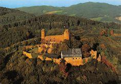 Schloss Auerbach an der Bergstrasse Castle Chateau   eBay