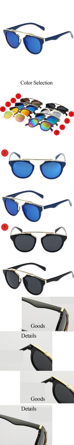 96e69c958edd5 Fashion Round Kids Sunglasses With CASE Children Sun Glasses Anti-uv Baby  Vintage Eyeglasses Outdoor