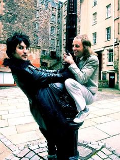 noel fielding paul foot