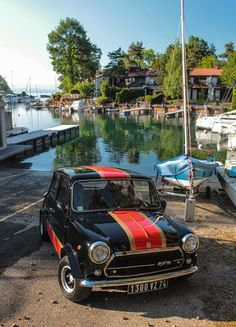 Innocenti Mini Cooper 1300 1974 Mini Cooper Classic, Classic Mini, Mini Cooper S, Classic Cars, Classic Italian, My Dream Car, Dream Cars, Austin Mini, Mini Uk