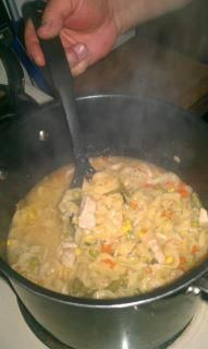 Meridith P's Chicken Soup