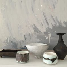 """""""New delivery of Alana Wilson's highly coveted ceramics.. @alanawilsonstudio"""""""