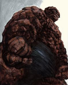 The Thing, by Rafael Kayanan