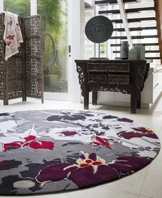 Ayame Round - Rug Collections - Designer Rugs - Premium Handmade rugs by Australia's leading rug company