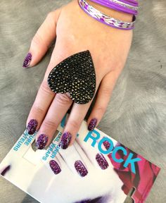 rue21 Nail Wraps from Nail Rock.
