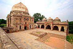 Bara Gumbad, Islamic Architecture