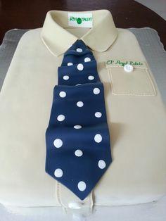 Camisa para cumpleaños por Cake Boutique México