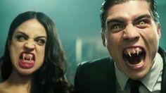 From Dusk Till Dawn: The Series [Eiza Gonzalez] Santánico Pandemonium and [Zane Holtz] Richard 'Richie' Gecko