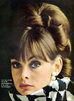 Jean Shrimpton - McCall's - April, 1965