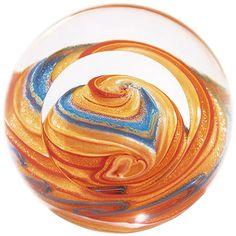 "3"" Celestial Jupiter by Glass Eye Studio, Seattle Washington"
