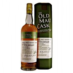 Ben Nevis 46 year old Single Malt Whisky 1966 vintage Old Malt Cask available to buy online at specialist whisky shop whiskys.co.uk