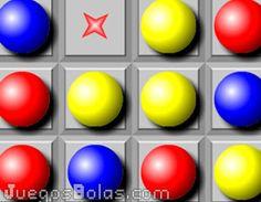 Juegos Bolas Juegosbolas En Pinterest