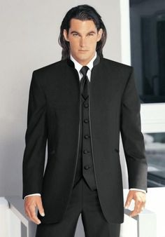 Gender: Men Item Type: Suits Fit Type: Skinny Clothing Length: Regular Front Style: Flat Closure Type: Single Breasted Material: Cotton,Wool Pant Closure Type: Zipper Fly Model Number: men suit Image