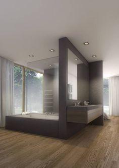 Donau 14 : Klassische Badezimmer von Andreas Beier Architektenteam