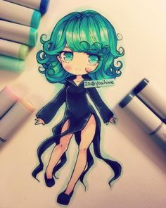 thank you for all the love for my previous tatsumaki fanart uvu~ I drew a chibi of her today! I hope you all had a great christmas/holidays and I wish you all a happy new year Art Kawaii, Kawaii Chibi, Cute Chibi, Anime Kawaii, Anime Chibi, Manga Anime, Anime Art, Kawaii Drawings, Cute Drawings