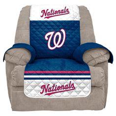 MLB Washington Nationals Recliner Slipcover