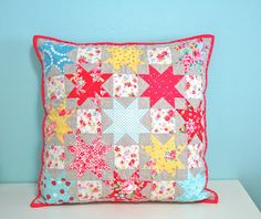 Tamiko's beautiful pillow for PTS 7