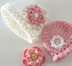 25% off Crochet Baby Hat Pattern Fast and Easy CROCHET