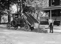 AP Woodson Coal Co Ford Delivery Truck