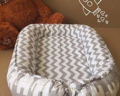Nido de bebé para recién nacidos babynest sueño cama cuna