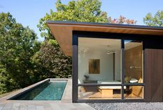Modern lake house by Carlton Architecture #plastolux