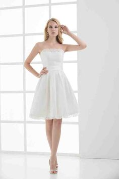 Short Wedding Dresses Under 100 Dollars