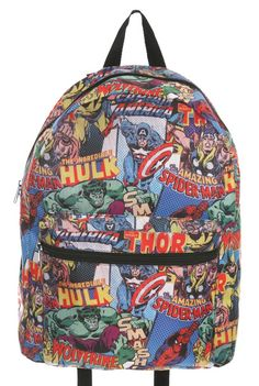 Marvel - The Avengers Kawaii Loungefly Mini Backpack - ZiNG Pop ... 431e4ff748c6f