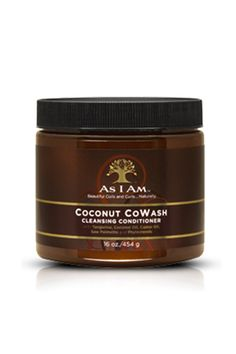 10 Holy-Grail Hair Products Under $10 #refinery29  http://www.refinery29.com/cheap-curly-hair-products#slide1  As I Am Coconut CoWash Cleansing Conditioner   This cleansing conditioner has been a longtime favorite in the natural-hair community, and one look at its ingredients will tell you why. One of the key components is coconut oil, which is famous for its ability to penetrate the hair shaft, preventing the loss of protein and thus helping to strengthen your locks. It also contains ...
