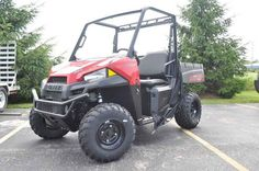 New 2016 Polaris RANGER 570 Solar Red ATVs For Sale in Wisconsin. 2016 Polaris RANGER 570 Solar Red, CLEARANCE TIME!!! 2016 Polaris® RANGER® 570 Solar Red Hardest Working Features The ProStar® Engine Advantage The RANGER 570 ProStar® engine is purpose built, tuned and designed alongside the vehicle resulting in an optimal balance of smooth, reliable power. The ProStar® 570 engine was developed with the ultimate combination of high power density, excellent fuel efficiency and ease of…