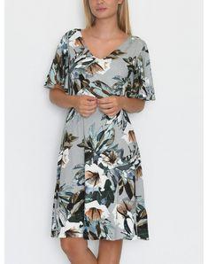 GERDA Dot Dress   Black   Lang sort NEO NOIR kjole – Lisen.dk