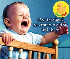 Cand bebelusul nu doarme noaptea: iata de ce Children, Female Doctor, Biology, Young Children, Boys, Kids, Child, Kids Part, Kid