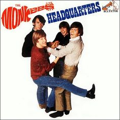 """Headquarters""  ***  The Monkees  (1967)"