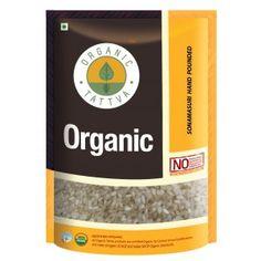 Organic Sonamasuri Hand Pounded 5kg