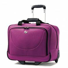 American Tourister Splash Wheeked Boarding Bag