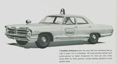 old cop car pontiac - Google Search