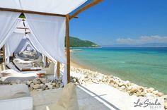La Scala Beach, #Thassos, #Greece