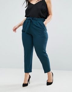 Discover Fashion Online in 2019 Curvy Girl Outfits, Casual Work Outfits, Business Casual Outfits, Plus Size Outfits, Summer Work Outfits Plus Size, Plus Size Business Attire, Outfit Work, Pants Outfit, Latest Outfits