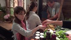 Criança na Feira, com a nutricionista Thaiana Lindemann ®SKLindemann
