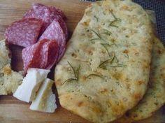 Lingue di pane alle erbe piccanti - Creando si impara