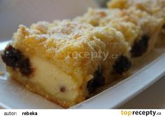 Hungarian Recipes, Russian Recipes, Czech Desserts, My Favorite Food, Favorite Recipes, Czech Recipes, Sweet Recipes, Sweet Tooth, Food And Drink